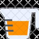 Measurement Cup Glass Breaker Kitchen Appliance Icon