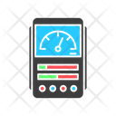 Measurement Meter Icon