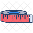 Ameasurement Tape Icon