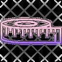 Ameasurement Tape Icon