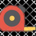 Measurement Tape Construction Measurement Length Measurement Icon