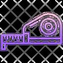 Measurement Tape Measuring Tape Tape Icon