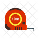 Measurement Tape Scale Icon
