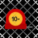 Measuring Tape Measurement Icon