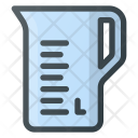 Measuring Cup Liter Icon