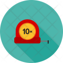 Measuring Tape Scale Icon