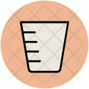Measuring Jug Beaker Icon