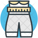 Measuring Waist Tape Icon