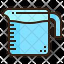 Imeasuring Jar Liquid Icon