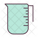 Measuring Cup Mesuring Jug Liquid Measurement Icon
