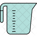 Measuring Cup Jar Icon