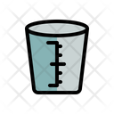 Measuring Cup Beaker Experiment Icon