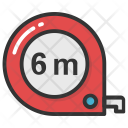 Tape Measuring Tool Icon