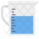 Jug Beaker Flask Icon