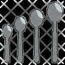 Measuring Spoon Icon
