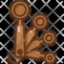 Measuring Spoons Icon