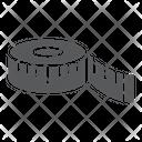 Measuring Tape Meter Icon