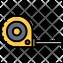 Measuring Tape Tool Icon