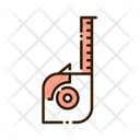 Measuring Tape Tape Measurment Tape Icon