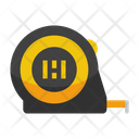 Measuring Tape Tools Repair Icon
