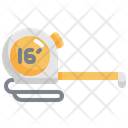 Measuring Tape Measure Icon