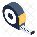 Measuring Tool Measuring Tape Inch Tape Icon