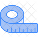 Measuring Tape Inches Tape Tape Measure Icon