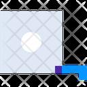 Measuring Tape Measur Repair Icon
