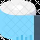 Meter Measuring Tape Icon