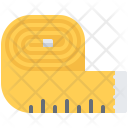 Measuring Tape Hobby Icon