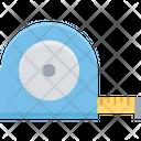 Measuring Tape Inches Tape Measurement Icon