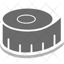 Measuring Tape Inches Tape Measurement Icon