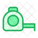 Measure Measuring Tape Icon