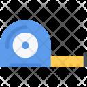 Measuring Tape Builder Icon