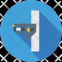 Measuring tool Icon