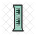 Measuring Cylinder Experiment Icon