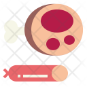 Meat Barbecue Steak Icon