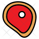 Meat Pork Beef Icon