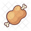 Food Meat Beef Icon