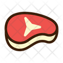 Meat Food Meat Slice Icon