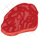 Red Meat Beef Icon