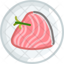 Meat Tuna Fish Icon