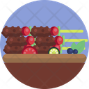 Food Meat Snack Icon