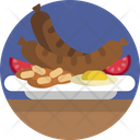 Food Meal Meat Icon