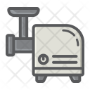 Meat Grinder Kitchen Icon