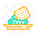Meat And Snack Meat Snack Icon