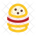 Meat Burger Icon