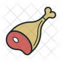 Meat Food Meal Icon