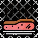 Meat Grill Steak Icon