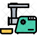 Meat Grinder Electronics Icon